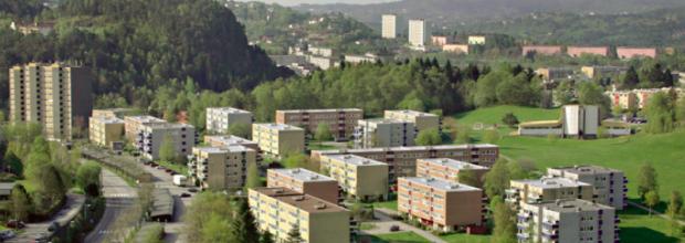 Markhus og Balkongentreprenøren med storoppdrag i Fyllingsdalen, Bergen