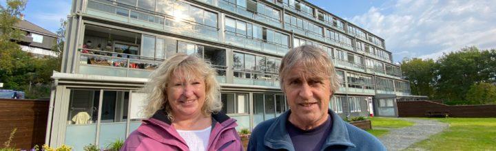 Fikk oppsving i priser og trivsel med nye balkonger