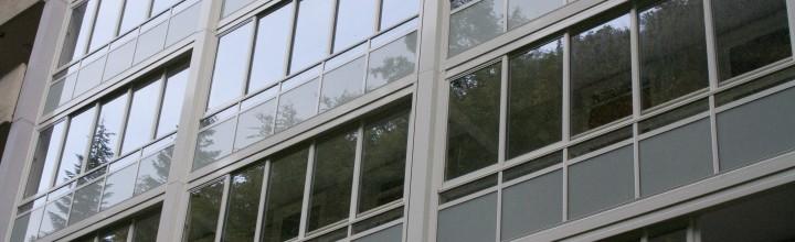 Norges første innglassede svaleganger