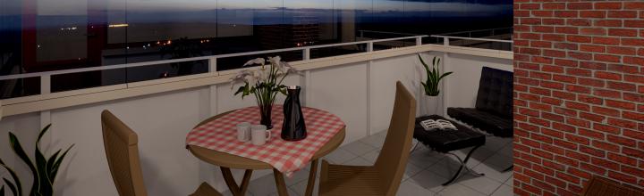 Balkongentreprenøren har vunnet en ny kontrakt som totalentreprenør i Drammen